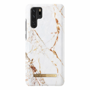 iDeal of Sweden iDeal Fashion Case för Huawei P30 Pro - Carrara Gold