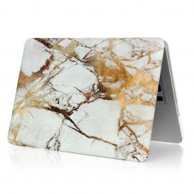"MacBook Air 13"" Skin Marmor - Guld"