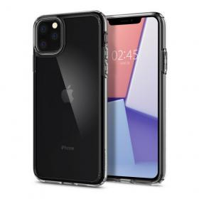 Spigen Spigen Ultra Hybrid Skal för iPhone 11 Pro - Transparent