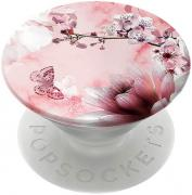 PopSockets Richmond & Finch x PopSockets Mobilhållare - Pink Marble Floral