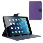 Mercury Fancy Diary iPad Mini fordral, Lila
