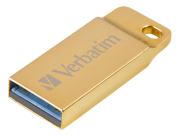 Verbatim Verbatim Store 'n' Go Metal Executive Gold USB 3.0 minne, 64GB