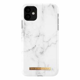 iDeal of Sweden iDeal Fashion Skal för iPhone 11 - White Marble