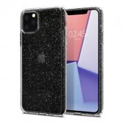 Spigen Spigen Liquid Crystal Glitter Skal för iPhone 11 Pro - Transparent