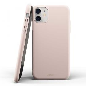 Nudient Nudient Thin Skal för iPhone 11 - Candy Pink