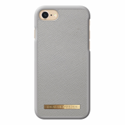 iDeal of Sweden iDeal Fashion Case Saffiano för iPhone 6-6S-7-8 - Grey