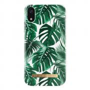 iDeal Fashion Case för iPhone XR - Monstera Jungle