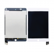 OEM iPad Mini 5 2019 Skärm med LCD Display - Vit