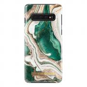 iDeal of Sweden iDeal Fashion Case för Samsung Galaxy S10 - Golden Jade