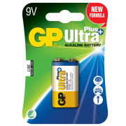 GP Batteries GP Ultra Plus 9V Batteri 1604AUP-6LF22, 1-st