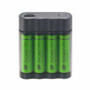 GP Batteries GP Charge AnyWay - Batteriladdare & Powerbank