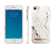 IDEAL iDeal Fashion Case för iPhone 6/6S/7/8, carrara gold