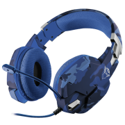 Trust Trust GXT 322B Gaming-headset PS4 - Blue Camo
