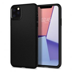 Spigen Spigen Liquid Air Skal för iPhone 11 Pro - Svart