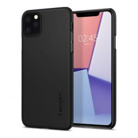 Spigen Spigen Thin Fit Skal för iPhone 11 Pro - Svart