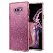 Spigen Liquid Crystal skal Samsung Galaxy Note 9 - rosa