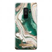 iDeal of Sweden iDeal Fashion Case för Samsung Galaxy S9 Plus - Golden Jade Marble
