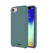 SiGN SiGN Liquid Silicone Case för iPhone 7 & 8 - Mint