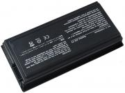 Batteri Asus F5 Series, 4400mAh