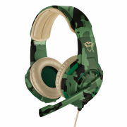 Tristar Trust GXT 310C Gamingheadset - Jungle