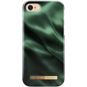 iDeal of Sweden iDeal Fashion Case för iPhone 6/6S/7/8 - Emerald Satin