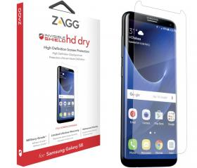 Zagg INVISIBLESHIELD HD DRY SCREEN SAMSUNG GALAXY S8