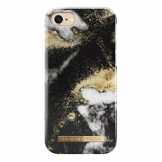 iDeal of Sweden iDeal Fashion Skal för iPhone 6-6S-7-8 - Black Gaxlaxy Marble