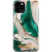 iDeal of Sweden iDeal Fashion Skal för iPhone 11 Pro - Golden Jade Marble