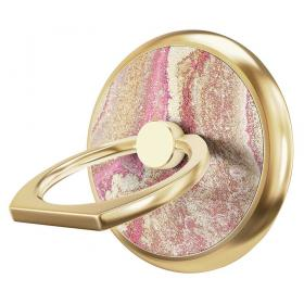 IDEAL iDeal Magnetic Ring Mount Universal - Golden Blush Marble