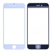 Apple iPhone 6/6S Plus Glaslins - Vit