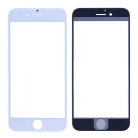 OEM iPhone 6/6S Plus Glas - Vit