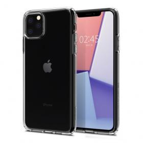 Spigen Spigen Liquid Crystal Skal för iPhone 11 Pro - Transparent
