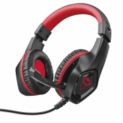Trust Trust GXT 404R Gaming Headset Nintendo Switch - Svart