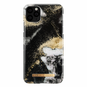 iDeal of Sweden iDeal Fashion Skal för iPhone 11 Pro Max - Black Galaxy Marble