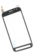 Samsung Galaxy Xcover 4 Display glas, Svart - Original