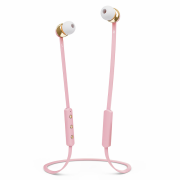 Sudio Sudio Vasa Blå in-ear Bluetooth-hörlurar - Rosa