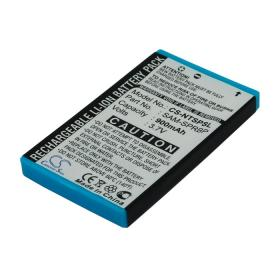 Batteri till Nintendo Advance SP mfl, 3.7V, 900mAh