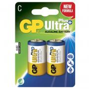 Philips GP Ultra Plus C Batteri LR14 - 14AUP, 1,5V 2-pack