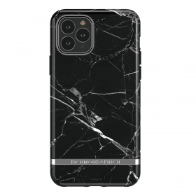 Richmond Richmond & Finch Skal för iPhone 11 Pro - Black Marble