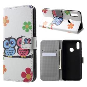 Owls in Love Fodral till Huawei Honor 10 Lite