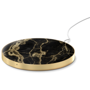 iDeal of Sweden iDeal Fashion QI Charger - Golden Smoke Marble