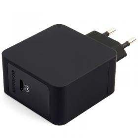Celly Champion Fast Charge USB-C PD 18W Laddare - Svart