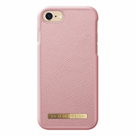 iDeal of Sweden iDeal Fashion Case Saffiano för iPhone 6-6S-7-8 - Pink