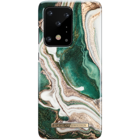 iDeal of Sweden iDeal Fashion Case för Samsung Galaxy S20 Ultra - Golden Jade Marble