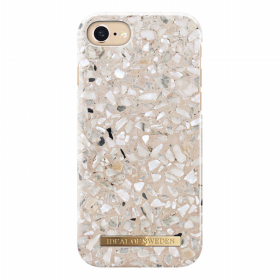 iDeal of Sweden iDeal Fashion Case för iPhone 6/6S/7/8 - Greige Terazzo