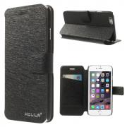 HOLILA Silkesfodral till iPhone 7/8, Svart
