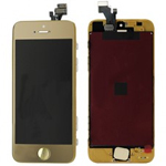 Apple iPhone 5S LCD & Digitizer Guld